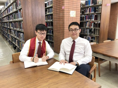 with Xize Wang