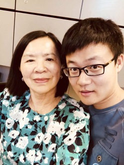 with Joanna Yu