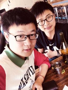 with Jianhui Xu