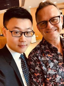 with Prof. Richard Walker