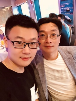 with Chih-Wei
