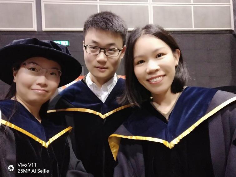 with Nicole Liu and Jenny Ho
