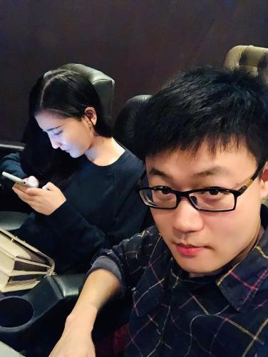 with Lingxi Liu